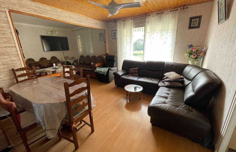 Vente appartement 4 pièces 59 m² à Toulon (83000), 128 000 €