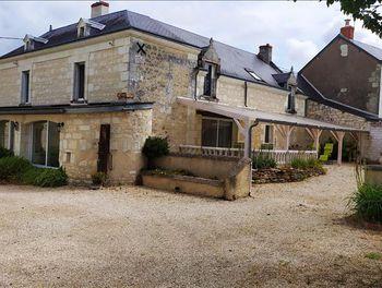 maison à Saint-Benoît-la-Forêt (37)