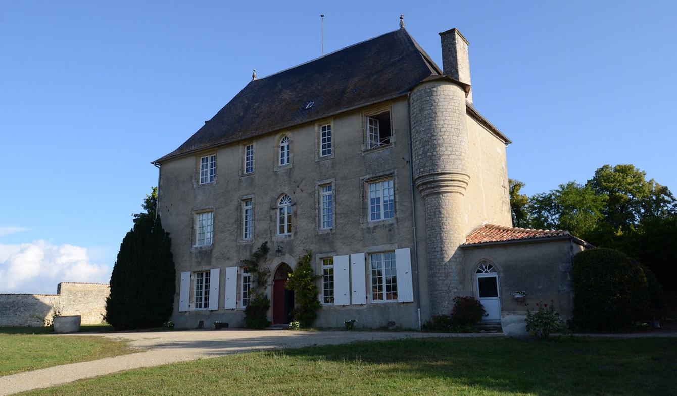 Château Aulnay