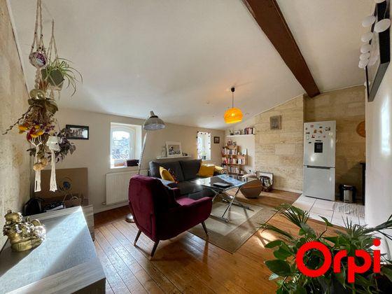 Vente appartement 3 pièces 61 m2 à Bordeaux
