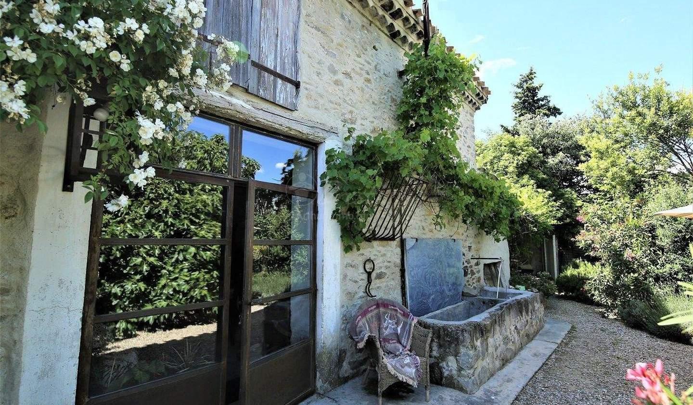 Corps de ferme avec piscine Carcassonne