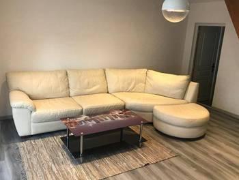 Appartement meublé 3 pièces 68 m2