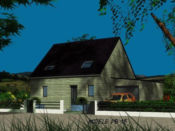 Vente maison 93,88 m2
