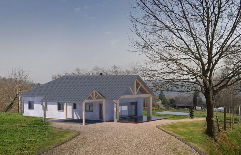 Vente terrain  2500 m² à Jurançon (64110), 85 000 €