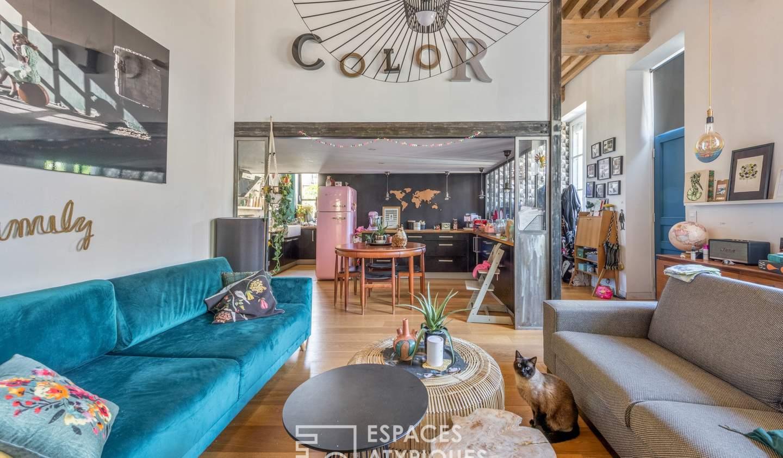 Maison avec terrasse Lyon 4ème