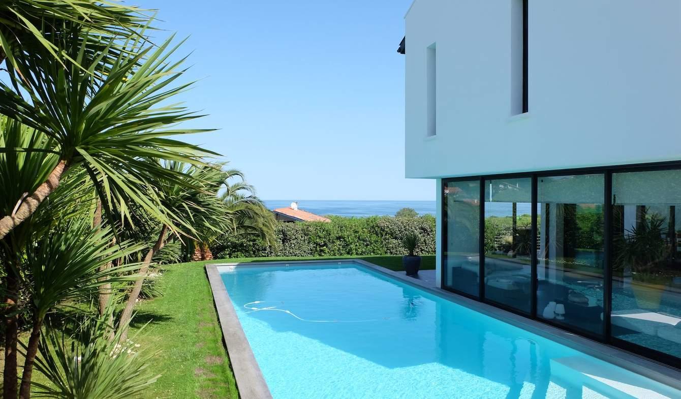 Maison avec piscine en bord de mer Saint-Jean-de-Luz
