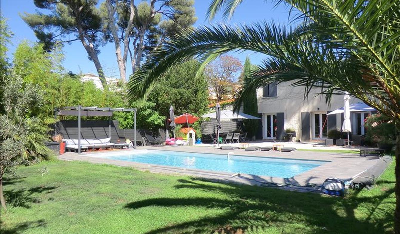 Maison avec piscine et terrasse Marseille 9ème
