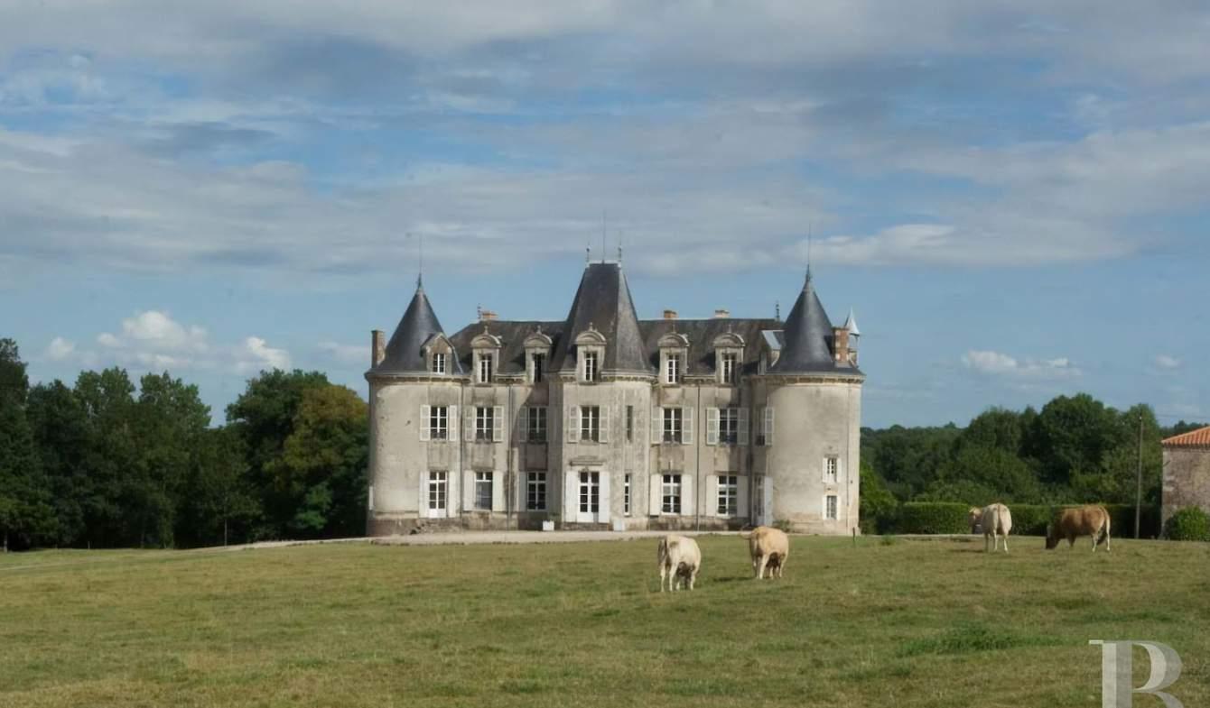 Château Fontenay-le-Comte