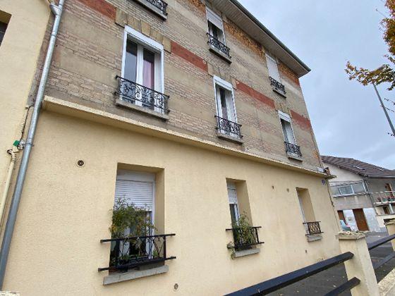 Vente appartement 2 pièces 39,08 m2