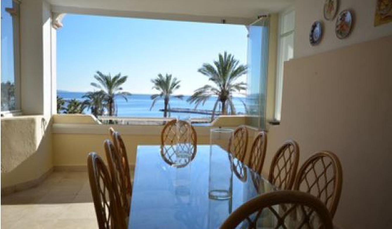 Seaside apartment Marbella