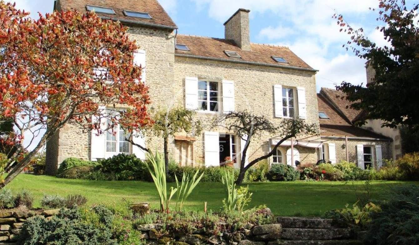 Maison avec terrasse Alençon