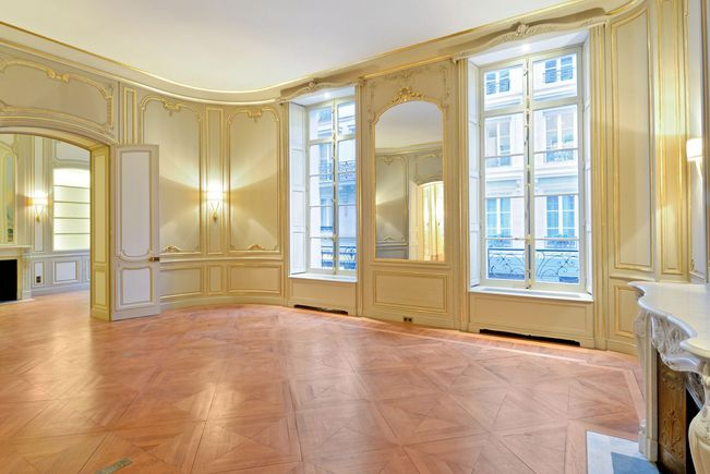 Appartement Contemporain, Paris 7e