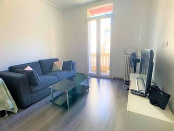 Appartement meublé 2 pièces 38,11 m2