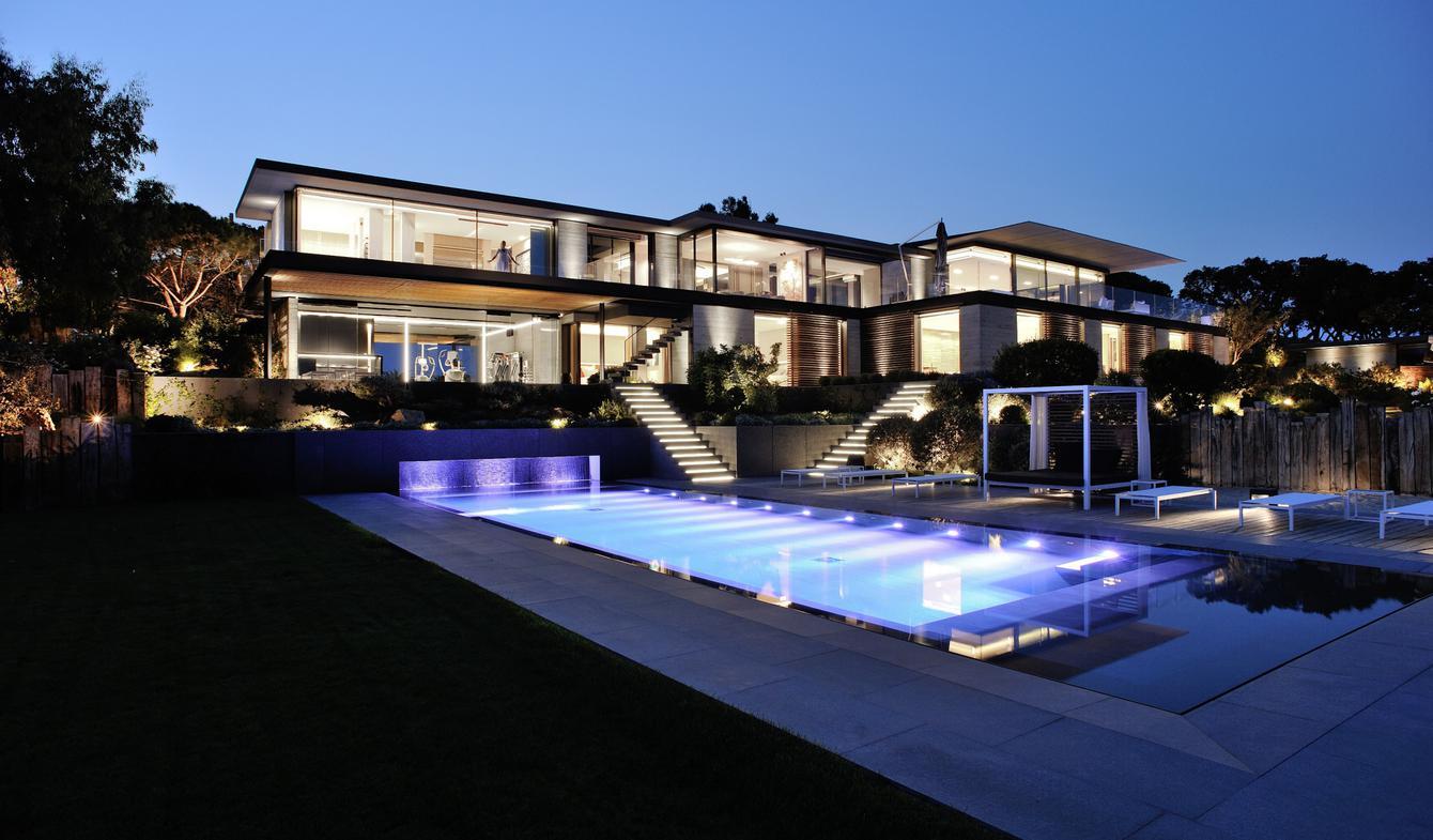 Villa with pool Saint-Tropez