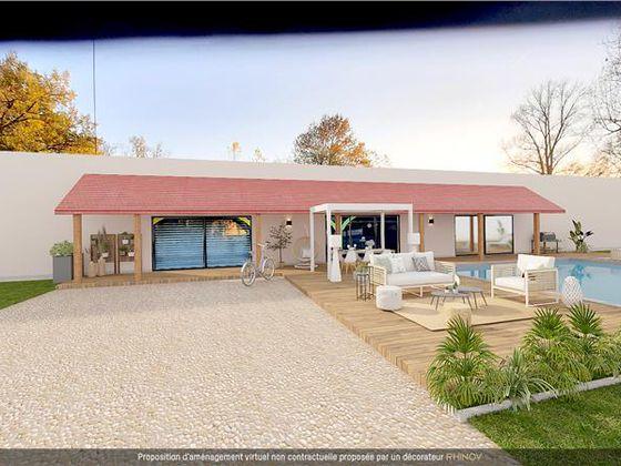 Vente maison 2 pièces 500 m2