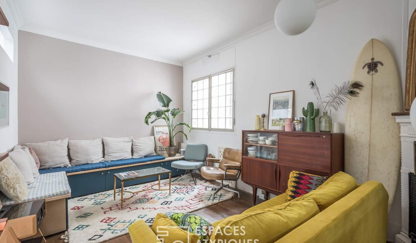 Apartment with terrace Paris 18th