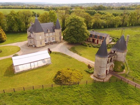 Vente château 14 pièces 600 m2