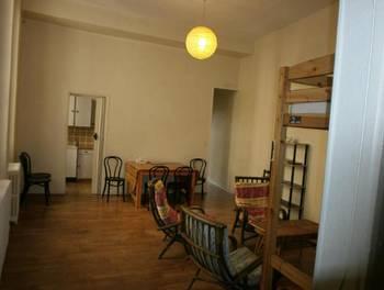 Appartement meublé 3 pièces 57,73 m2