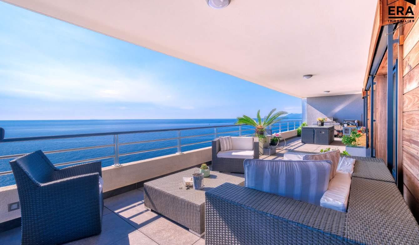 Appartement avec terrasse Bastia