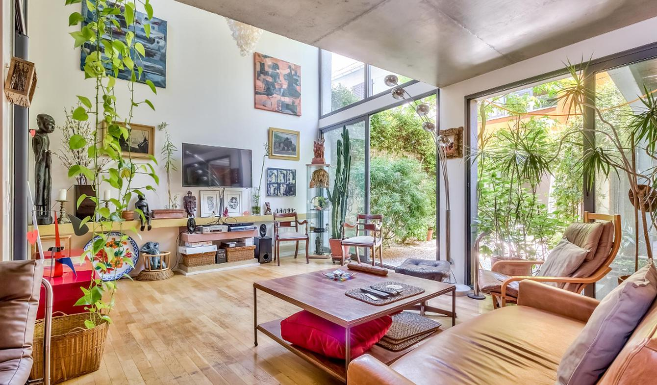 Maison avec terrasse Paris 13ème