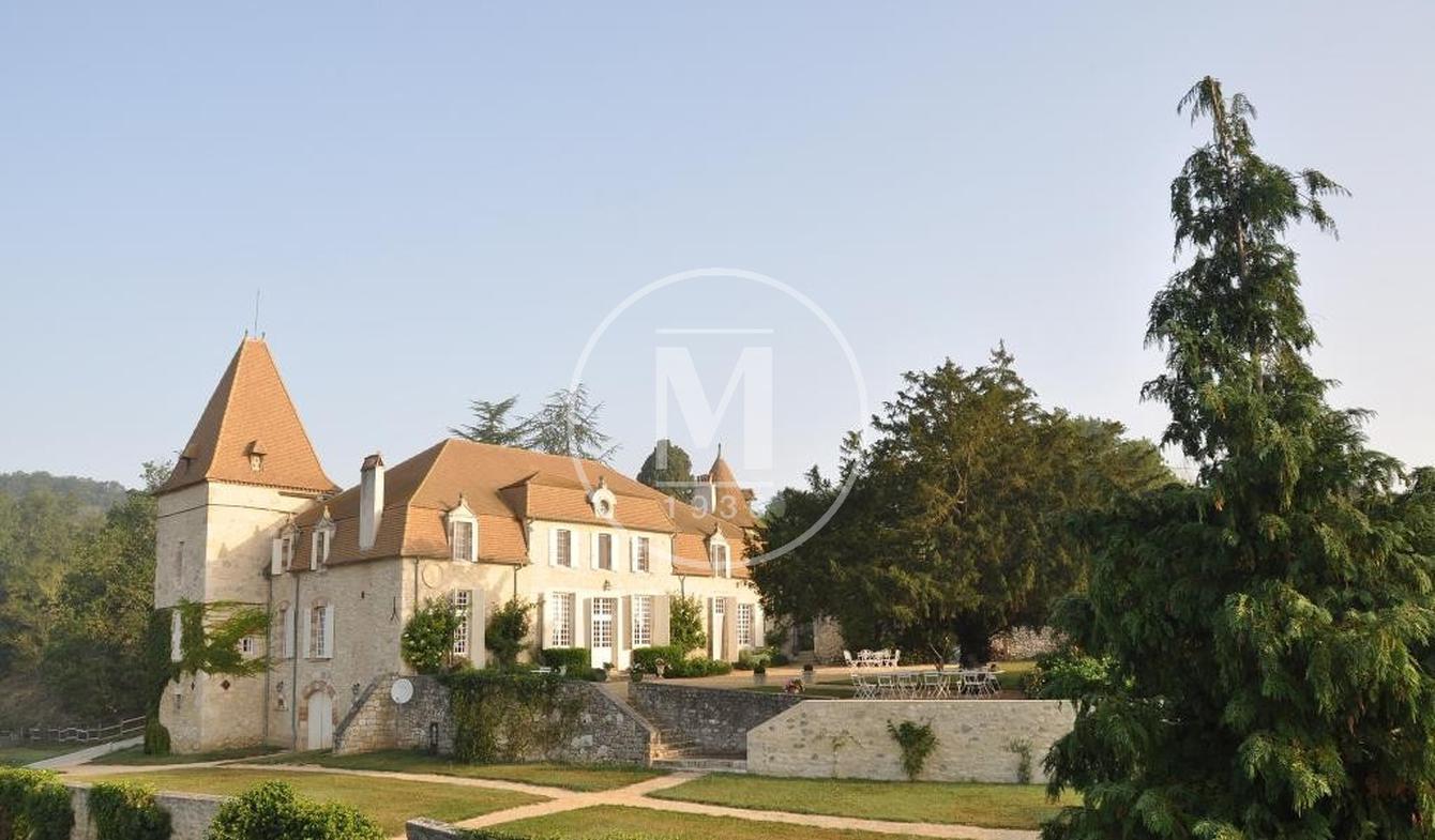 Château Prayssas
