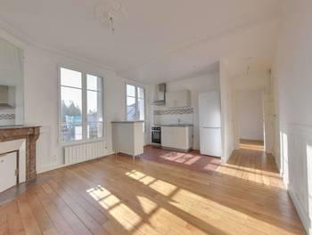 Appartement meublé 2 pièces 34,18 m2