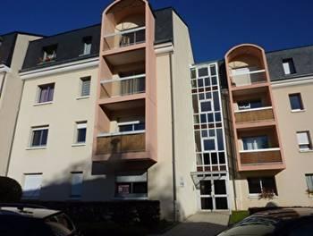 Appartement 2 pièces 48,88 m2