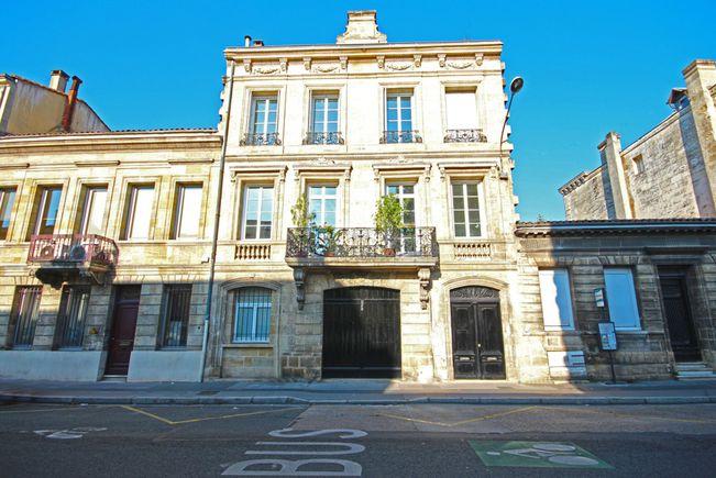 Hôtel particulier, Bordeaux