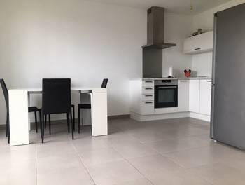 Appartement meublé 3 pièces 59,17 m2