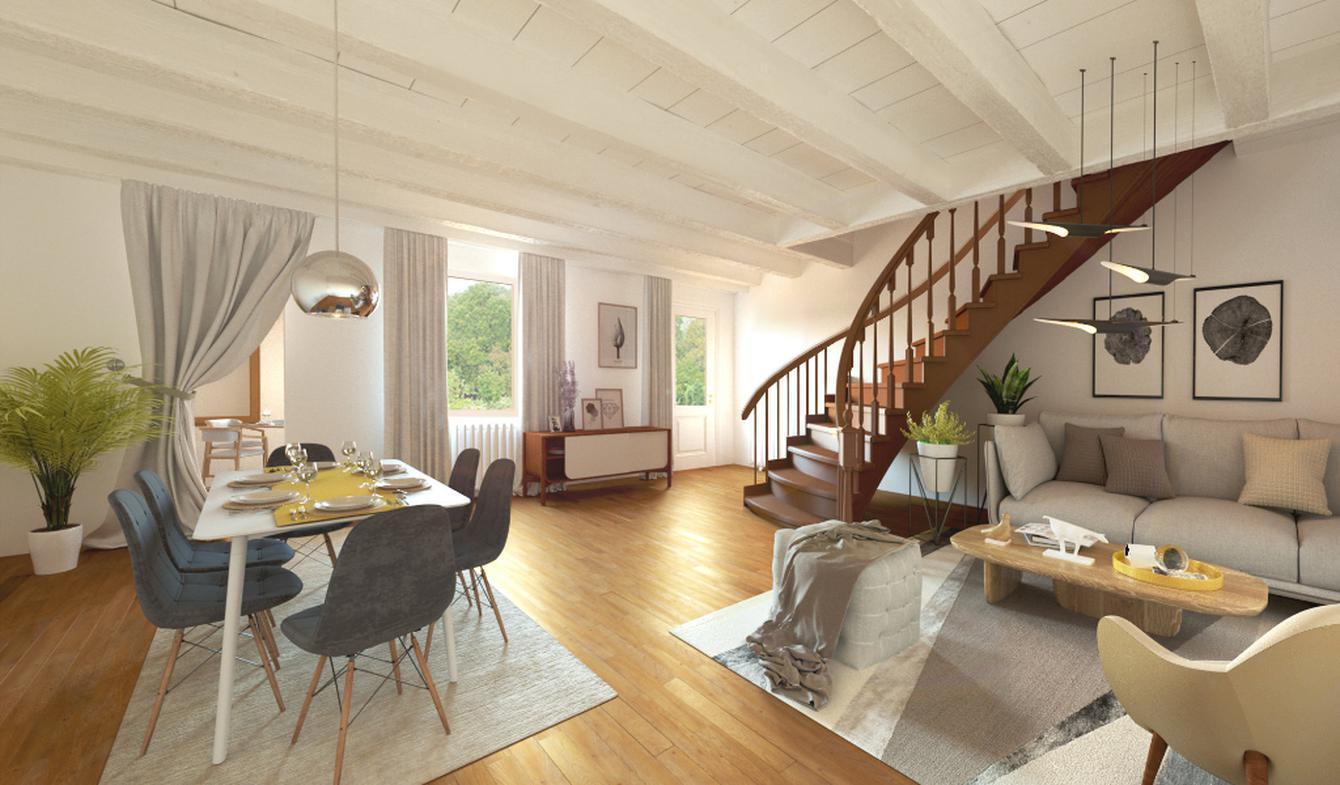 Maison avec terrasse Cruseilles