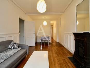 Appartement meublé 2 pièces 43,28 m2