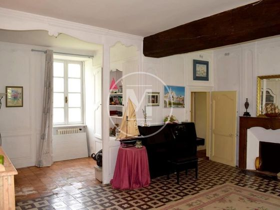 Vente manoir 12 pièces 260 m2