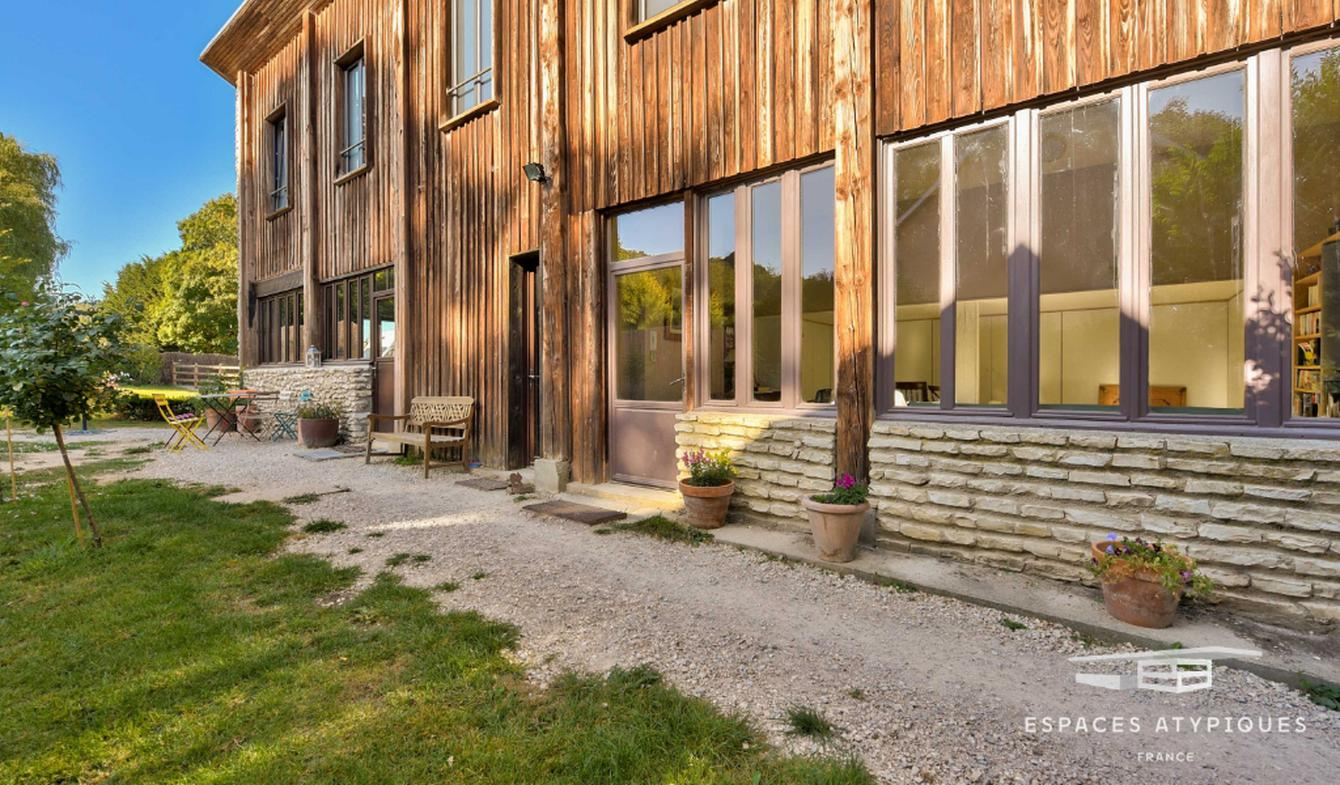 House with terrace Montfort-l'Amaury