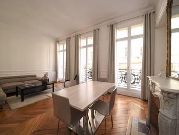 Appartement meublé 4 pièces 101,15 m2
