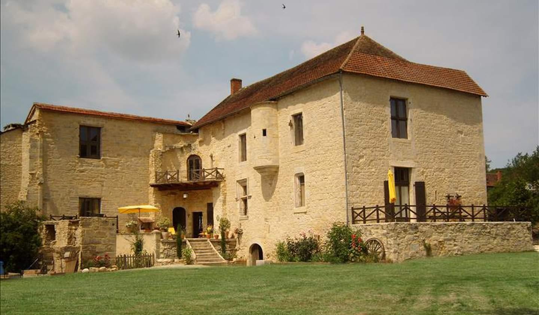 Maison Saint-Chamarand