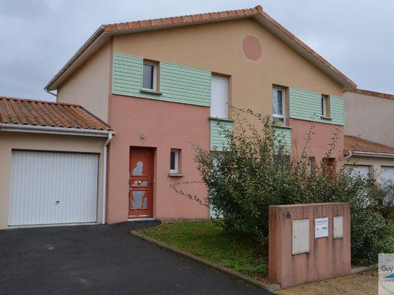 Location Maison  M Vouneuil Sous Biard