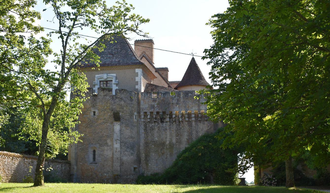 Castle Coursac
