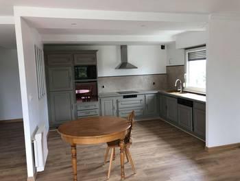 Appartement 3 pièces 68,18 m2