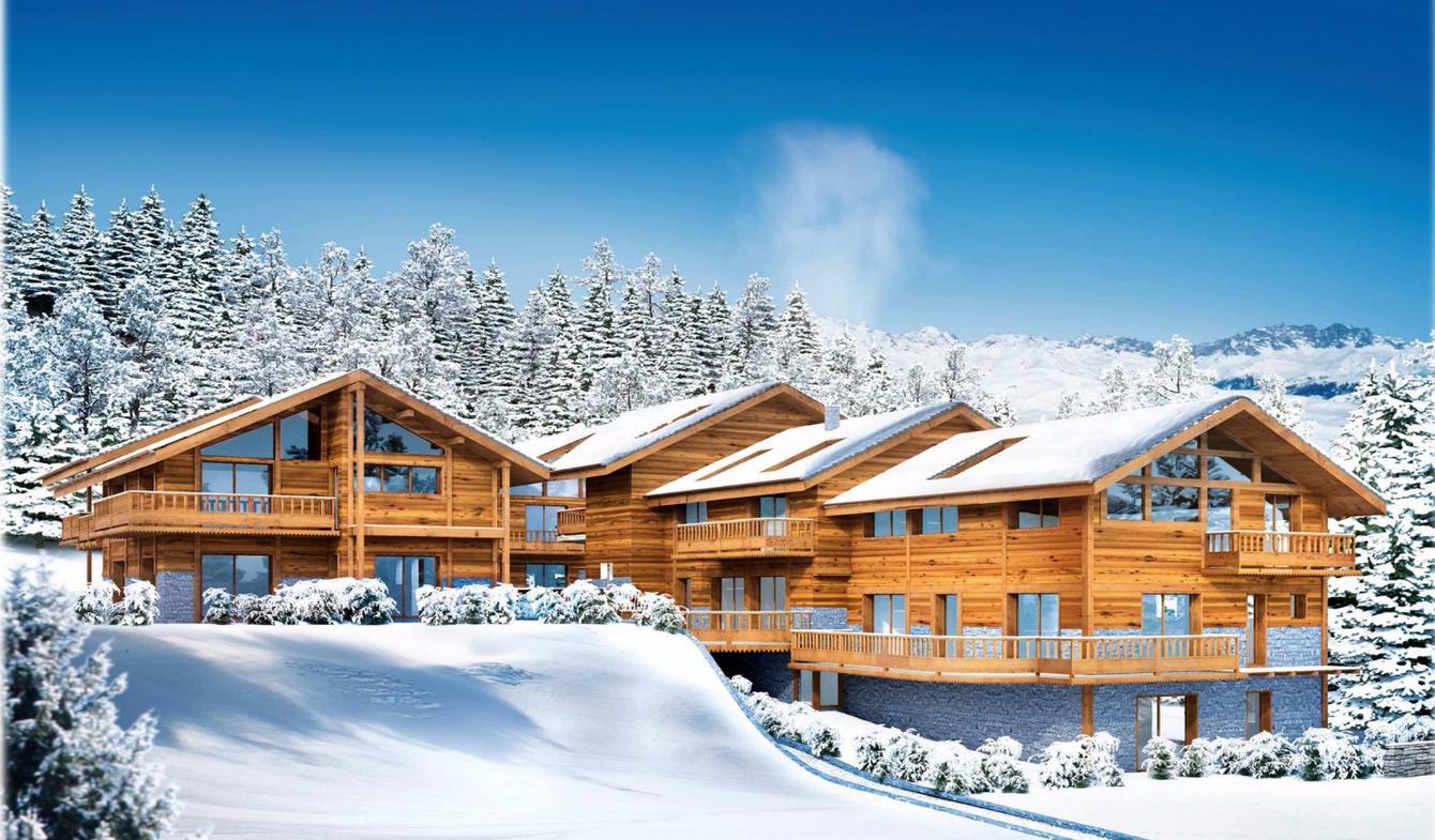 Appartement avec terrasse Méribel-les-Allues