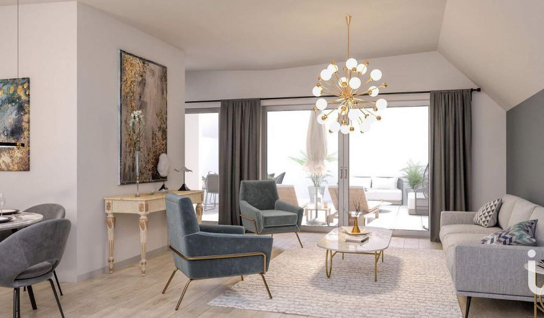 Appartement avec terrasse Versailles