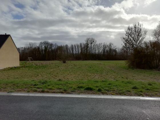 Vente terrain 1944 m2