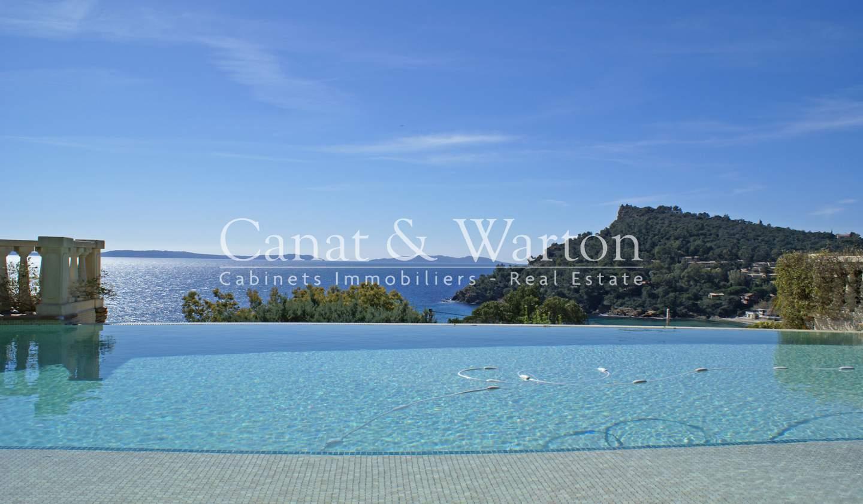 Villa with pool Rayol-Canadel-sur-Mer