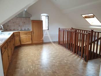 Appartement 3 pièces 37,54 m2