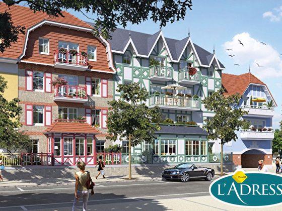 Vente appartement 2 pièces 45,68 m2