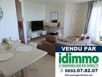 Appartement 3 pièces 55,87 m2