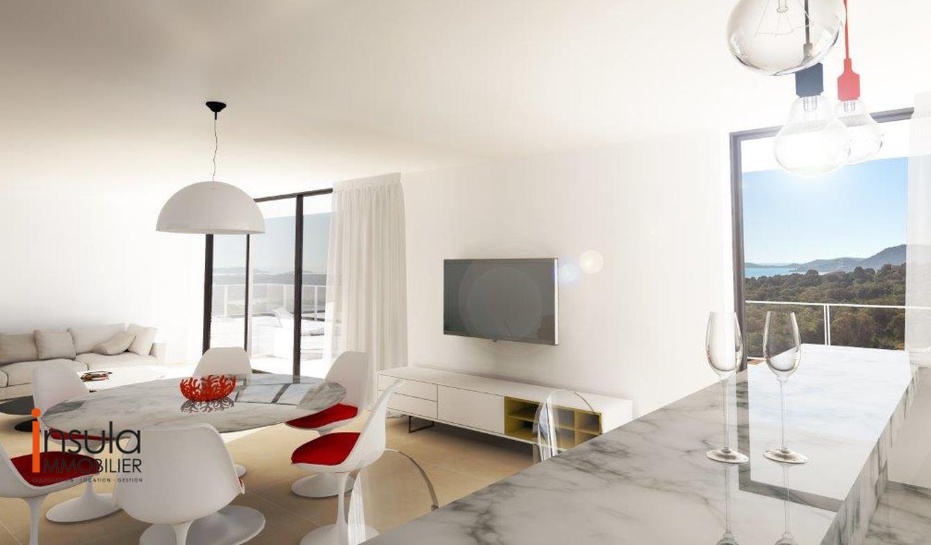 Appartement avec terrasse Porto-Vecchio