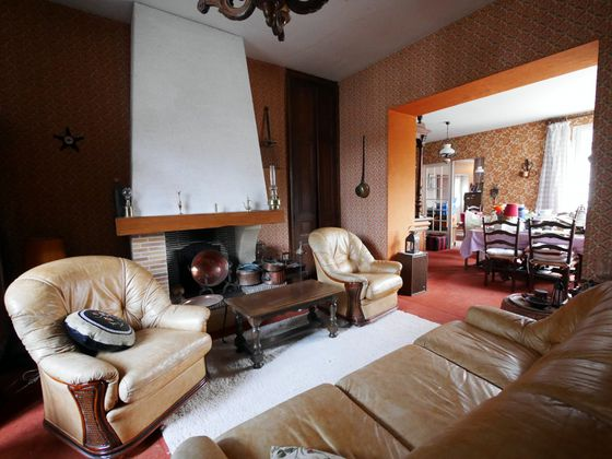 Vente maison 7 pièces 133,22 m2