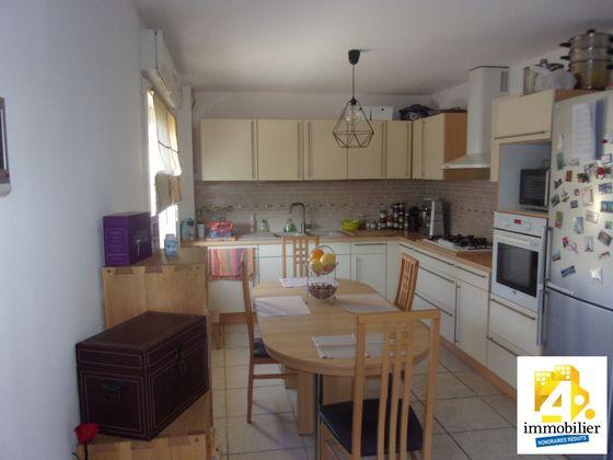 Vente appartement 4 pièces 93,4 m2