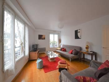 Appartement meublé 2 pièces 45,83 m2