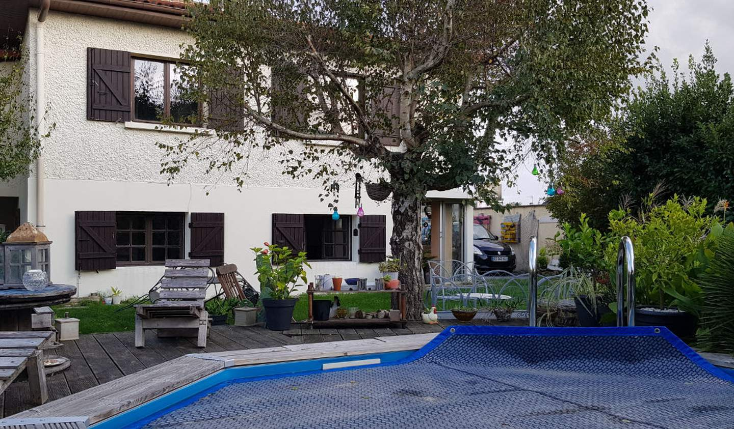 House with pool Gujan-Mestras
